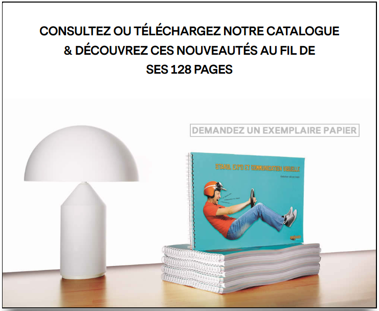 catalogue stands breard