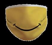 masque sourire en tissu lavable homologue afnor