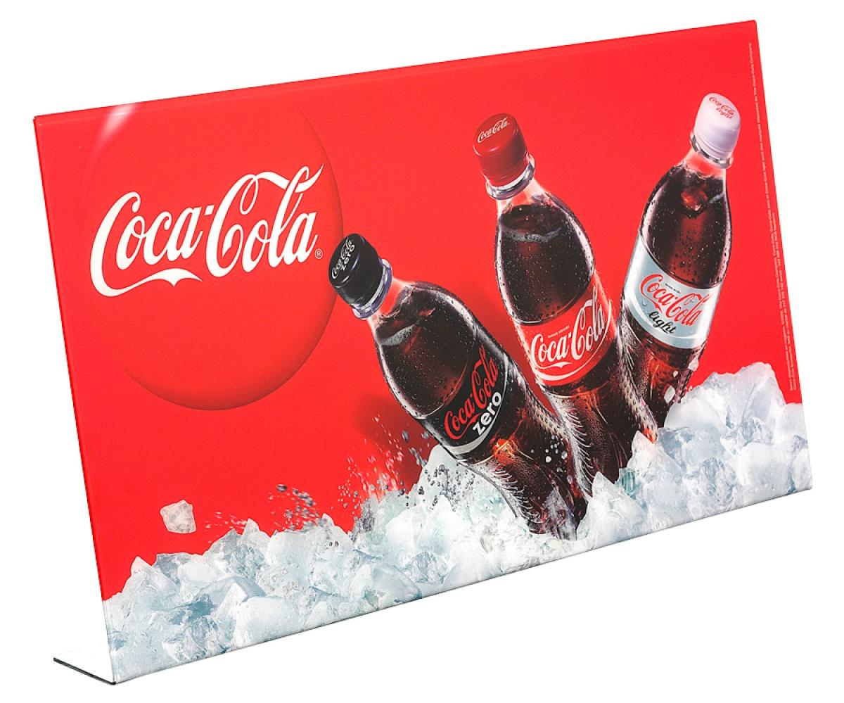 cheval plv plastique coca cola