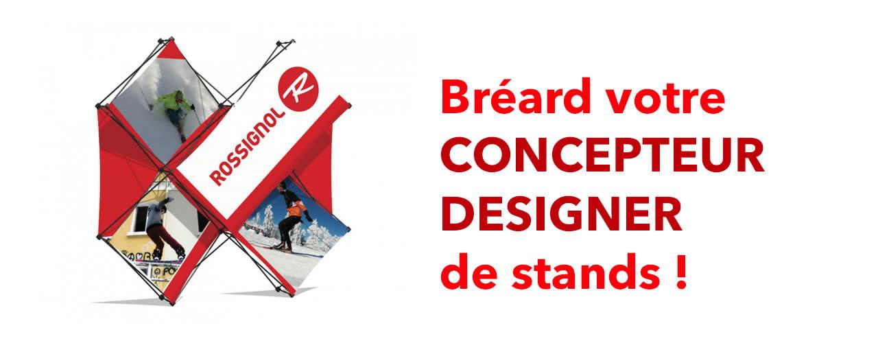 designer stand design