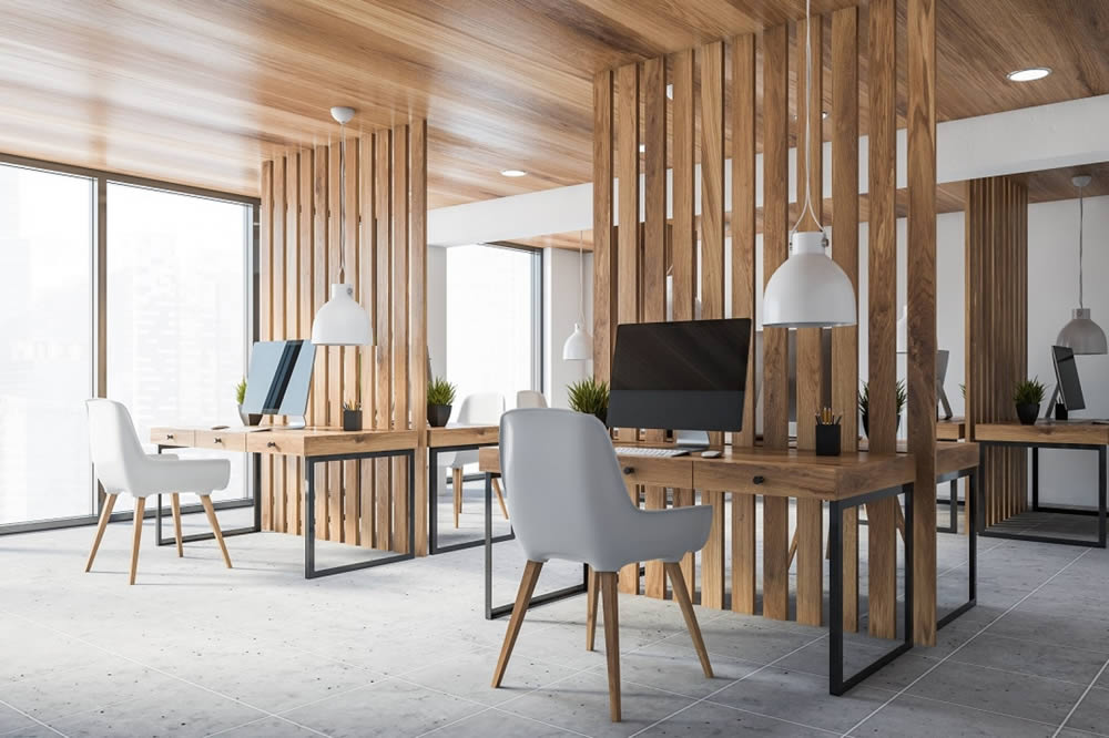 aménagement open space design