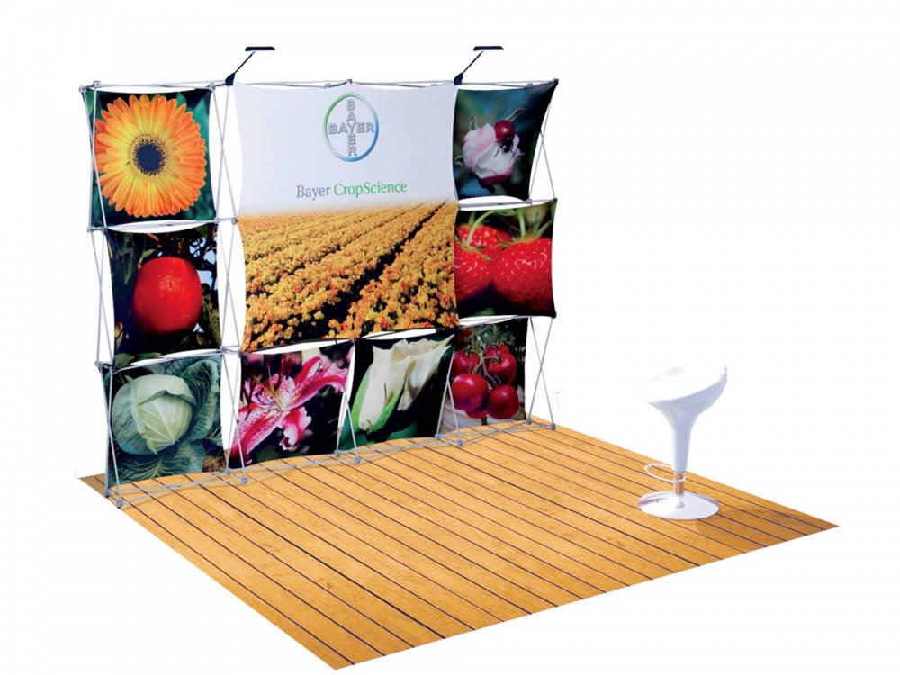 Stand parapluie Bayer Bordeaux
