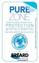 adhésif antimicrobien pure zone hexis