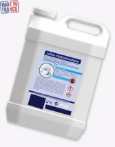 Bidon de 5 L de lotion hydroalcoolique