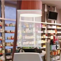 caisse de pharmacie avec protyection covid 19