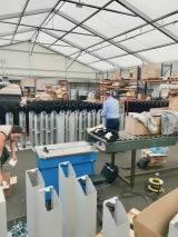 fabrication distributeur gel hydrocalcoolique