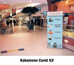 Kakemono Covid 19