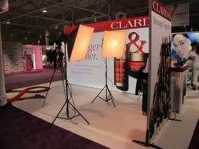 Lightbox Clarins