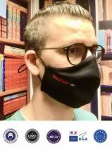 masque en tissu ergonomique afnor