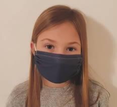 masque tissu enfant certfié AFNOR