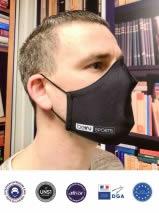 masque tissu lavable 50 fois personnalisable
