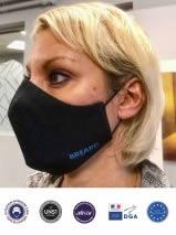 masque uns1 ergonomique personnsalisable