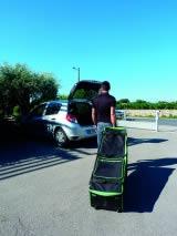 sac de transport stand transportable