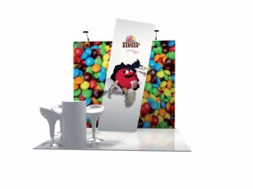 stand M&m's 3D