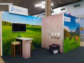 stand modulaire Timac Agro