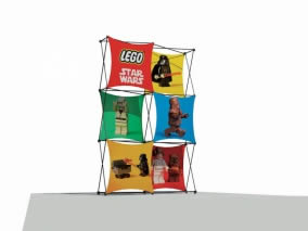 stand original Lego Star Wars