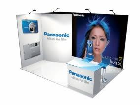 stand Panasonic 3D