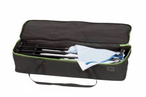 stand parapluie 3x2 transportable