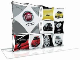 stand parapluie Fiat Lyon