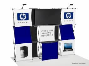 stand  parapluie tissu HP facile à monter