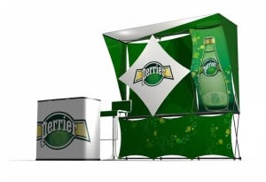 stand pliable Perrier Rouen