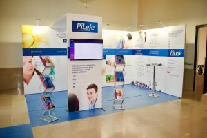 stand reconfigurable Pileje