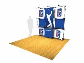 stand salon exposition qualité PGA TOUR
