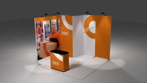 stand TNT 3D