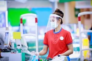 visère de protection anti coronavirus